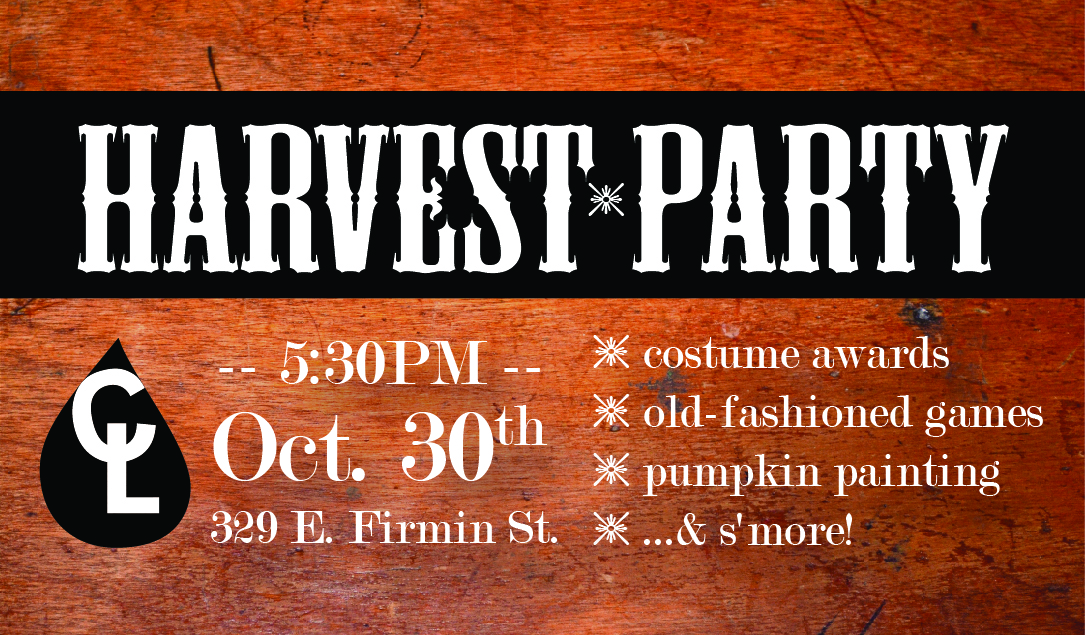 EPIC Harvest Party