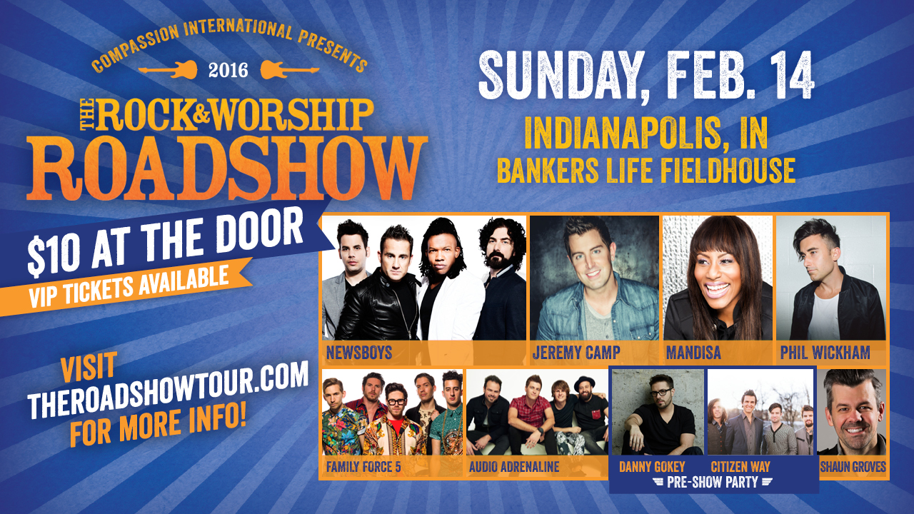 Rock & Worship Roadshow