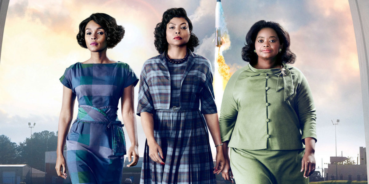 Hidden Figures Film & Discussion