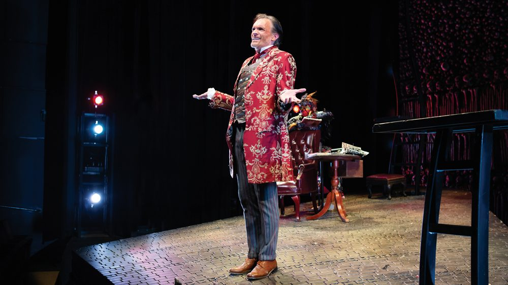 The Screwtape Letters, Onstage!